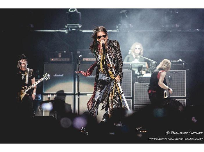 Aerosmith, un album 'alla vecchia maniera entro un anno'