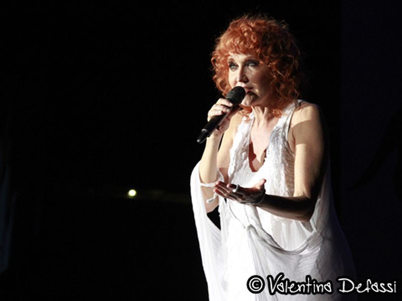 4 Aprile 2012 - PalaOlimpico - Torino - Fiorella Mannoia in concerto