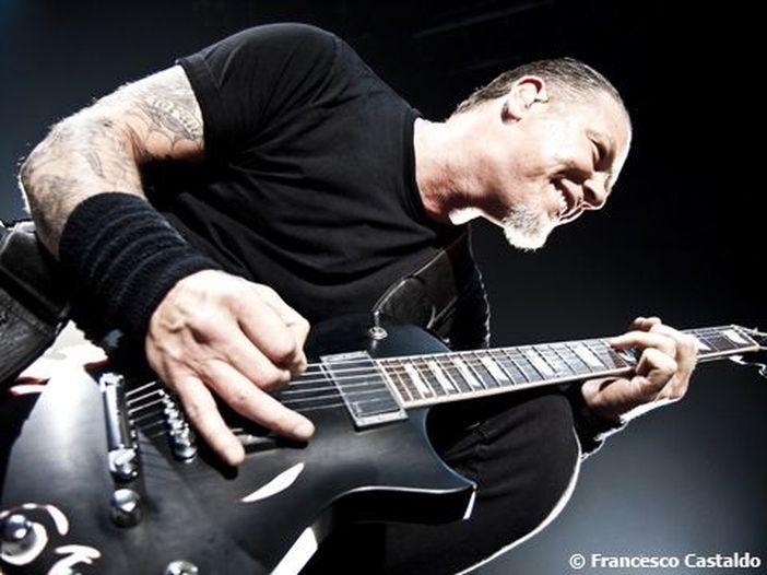 Metallica: il governo cinese ha vietato che suonassero 'Master of puppets'
