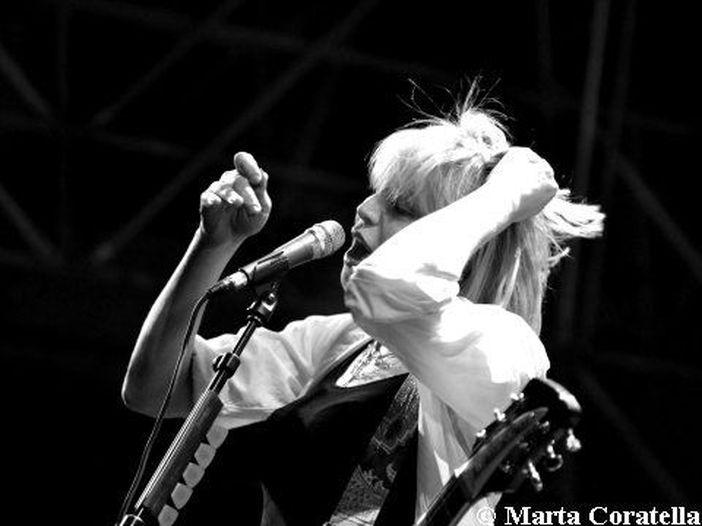 Hole, è reunion, con Courtney Love
