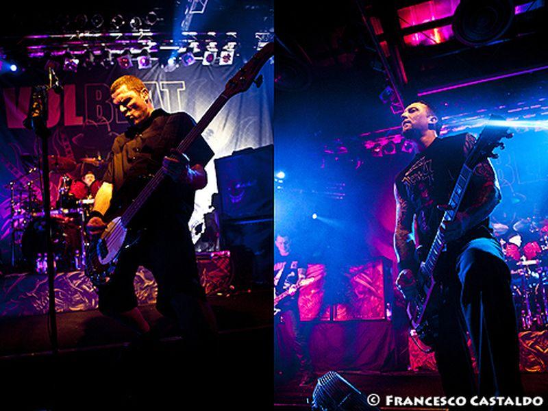 2 Novembre 2011 - Alcatraz - Milano - Volbeat in concerto