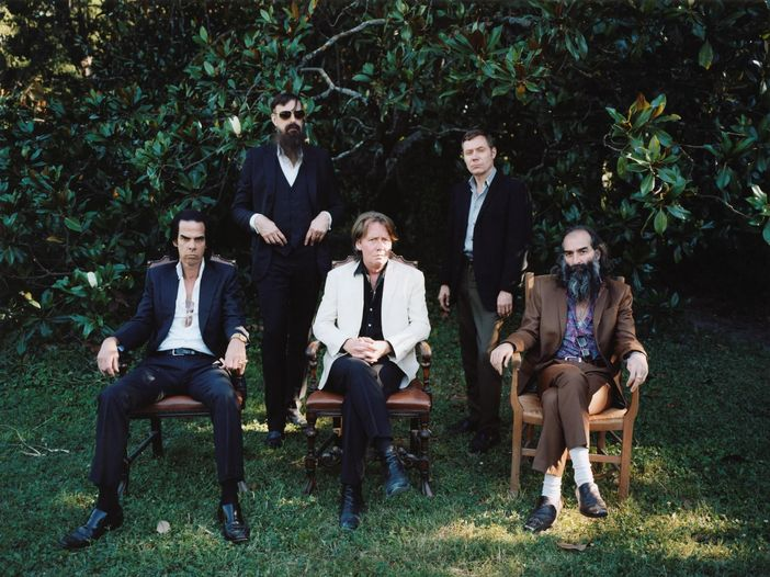 Nick Cave & The Bad Seeds, arriva a dicembre 'Live from KCRW'