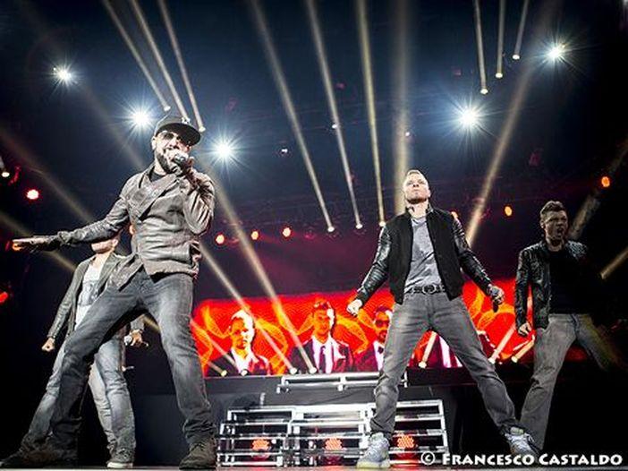 Concerti, Backstreet Boys, una data a Cattolica il 22 luglio