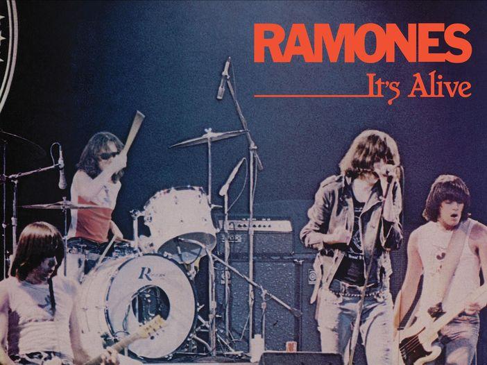 """Ramones: esce il box """"It's Alive 40th Anniversary Deluxe Edition"""""""