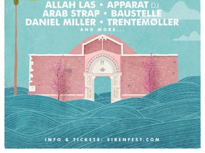 Siren Festival 2017, annunciati i primi artisti - GUARDA