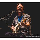24 giugno 2017 - Firenze Rocks - Visarno Arena - Firenze - Eddie Vedder in concerto