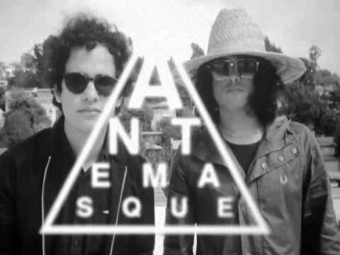 Antemasque: è in streaming l'album di debutto - ASCOLTA