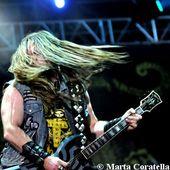 3 Luglio 2011 - Rock in Roma - Ippodromo delle Capannelle - Roma - Black Label Society in concerto