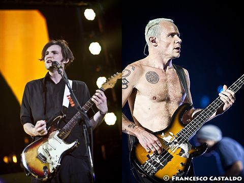 Red Hot Chili Peppers, 2 dischi con i Dot Hacker per il chitarrista Klinghoffer