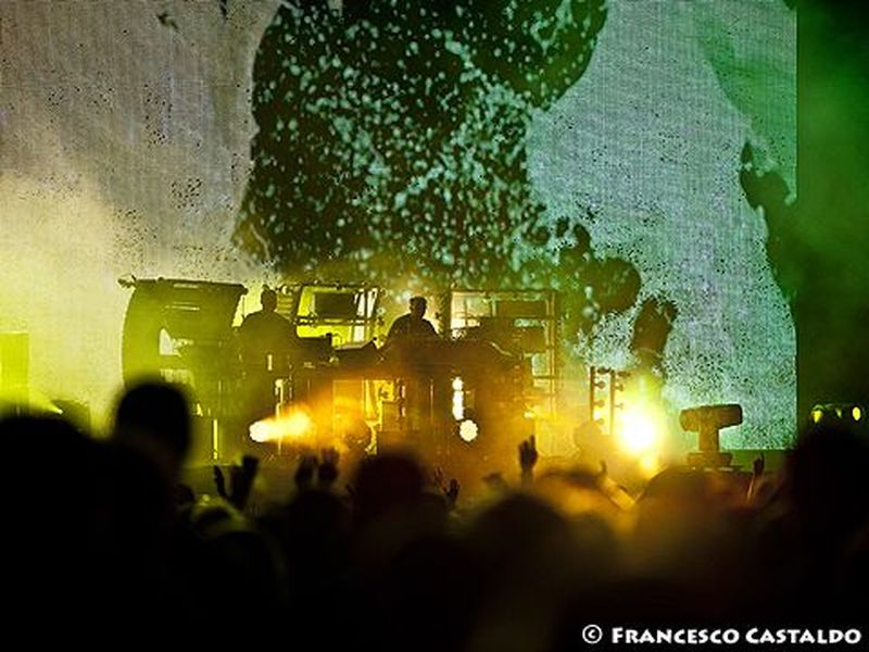 4 Giugno 2011 - Arena Concerti Fiera - Rho (Mi) - Chemical Brothers in concerto