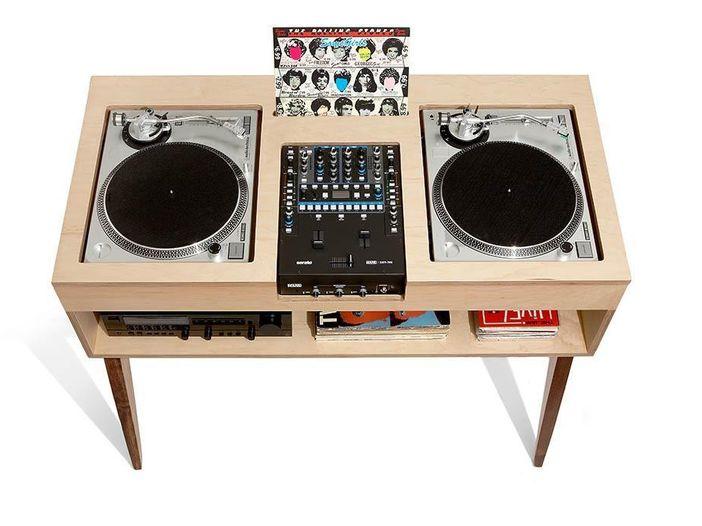 Dj stand, Design per DJ