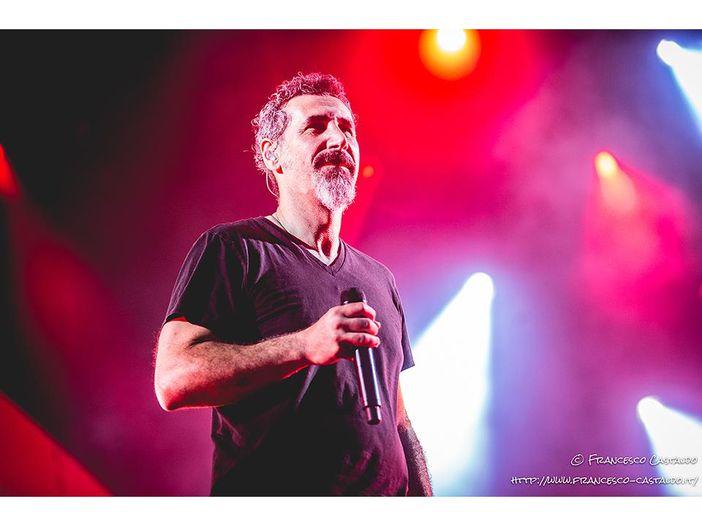 Ultima data del 2018 per Serj Tankian e soci: System of a Down, la scaletta del concerto a Las Vegas del 19 ottobre
