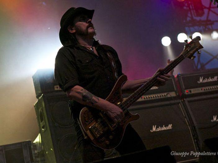 Lemmy (Motorhead) abbandona il palco dopo 6 pezzi al Wacken