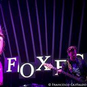 20 settembre 2014 - MediolanumForum - Assago (Mi) - Foxes in concerto