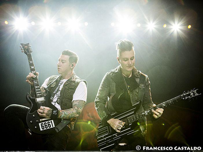 Concerti, Avenged Sevenfold: due date in Italia a giugno