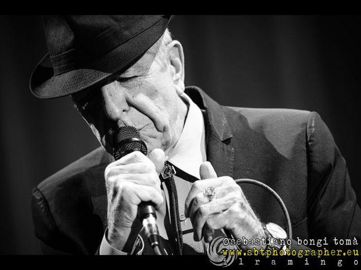 In memoria di Leonard Cohen: le cover in italiano più famose