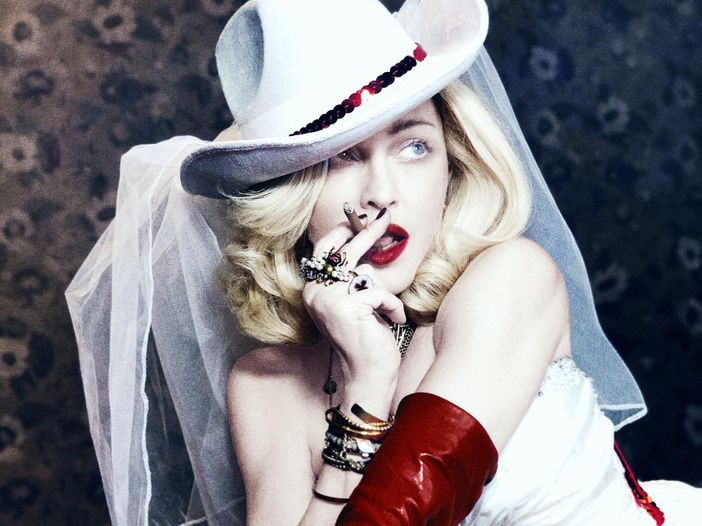 Madonna: a song for Guy (e le ultimissime sul matrimonio)