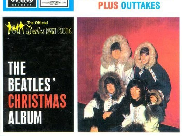 Beatles, i dischi di Natale per il fan club: la storia