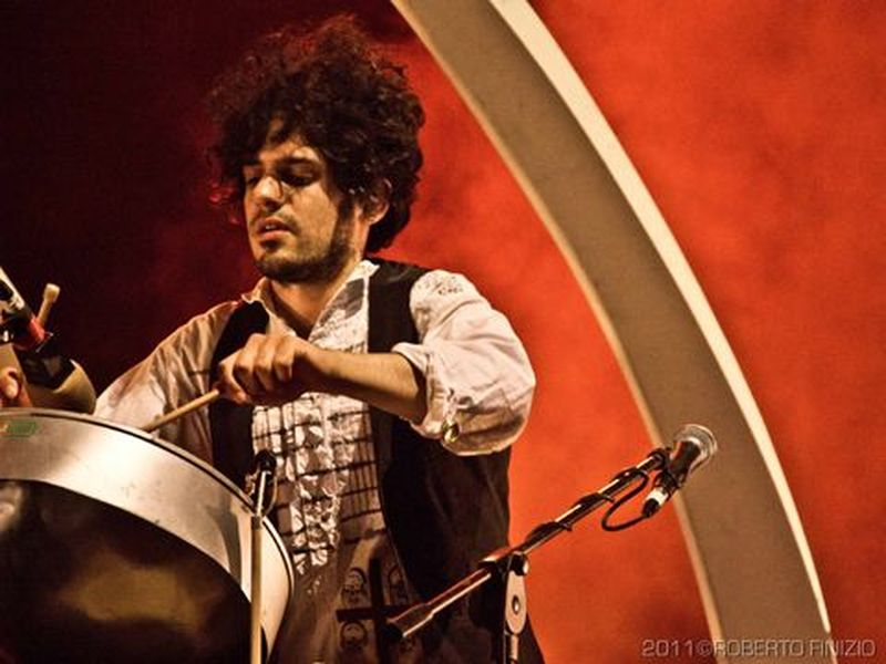 16 Luglio 2011 - Arena Civica - Milano - Vinicio Capossela in concerto