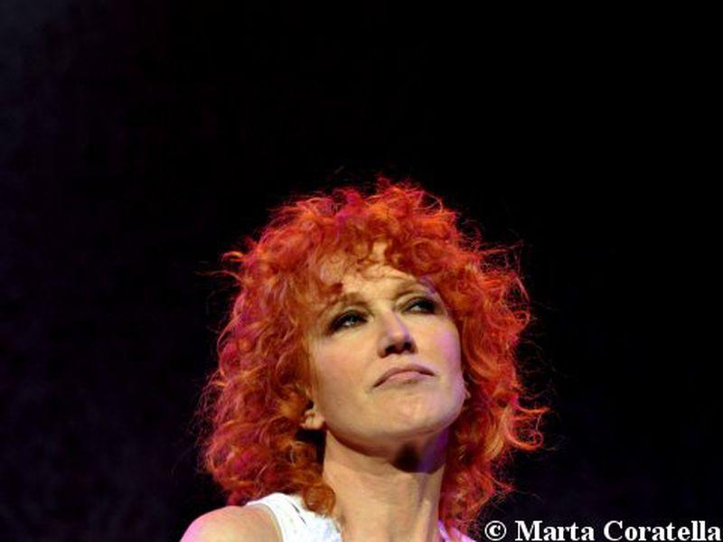 24 Marzo 2012 - PalaLottomatica - Roma - Fiorella Mannoia in concerto