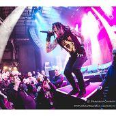 12 marzo 2017 - Alcatraz - Milano - Hellyeah in concerto