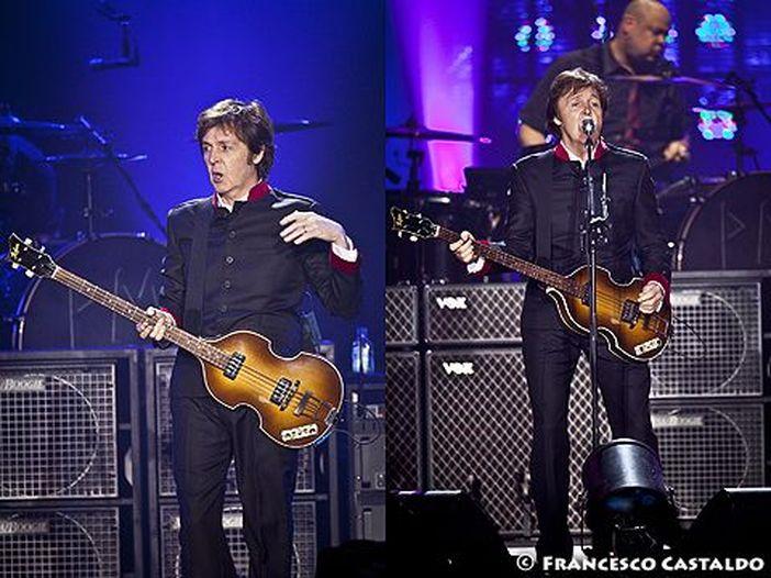 Paul McCartney a Liverpool come cerimoniere