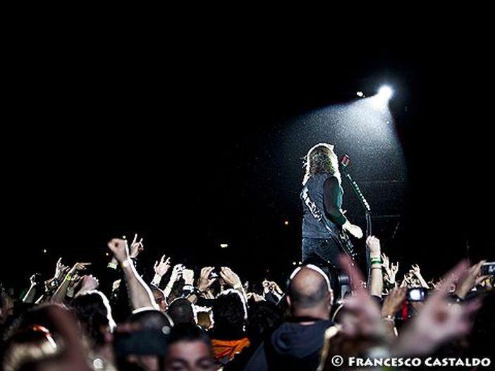 Jason Newsted rientra nei Metallica (per una sola sera)