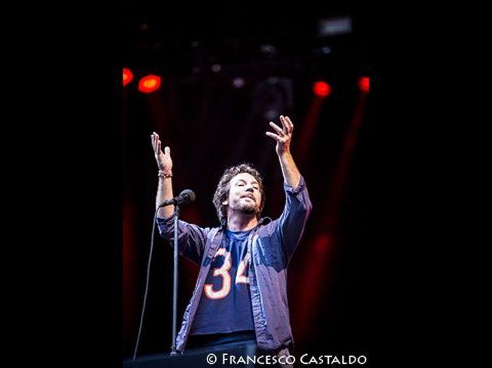Ufficiale, Eddie Vedder a Firenze il 24 giugno