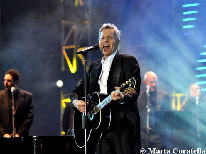 """Claudio Baglioni, esce il doppio album """"d'Amore"""" - TRACKLIST"""