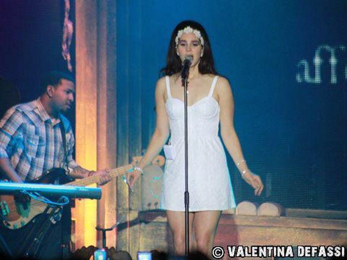 Lana Del Rey, stop al tour in UK ed Europa. Confermata Verona