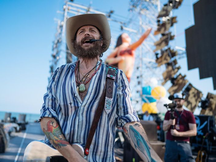 Jovanotti: sarà all'aeroporto di Linate l'ultimo concerto del 'Jova Beach Party'