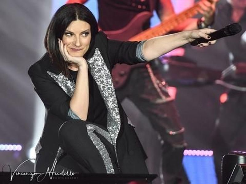 26 ottobre 2018 - PalaAlpitour - Torino - Laura Pausini in concerto