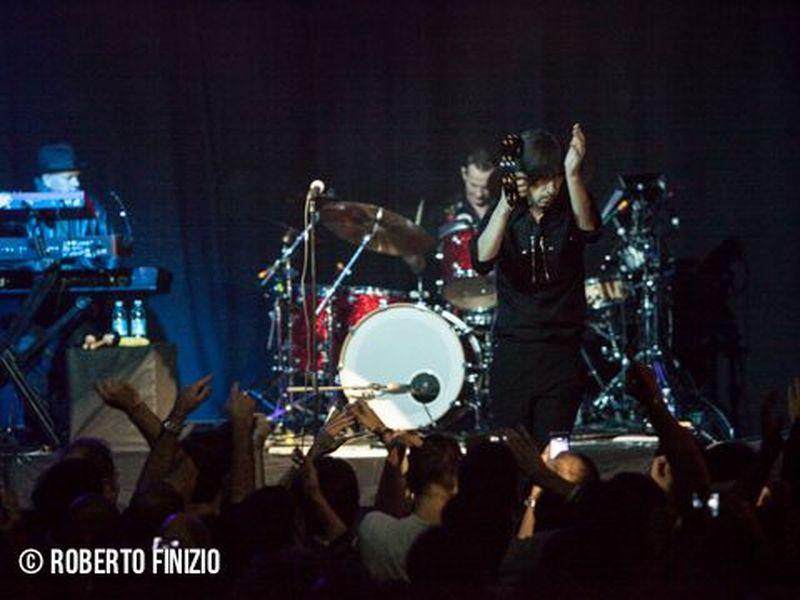 20 novembre 2013 - Alcatraz - Milano - Primal Scream in concerto