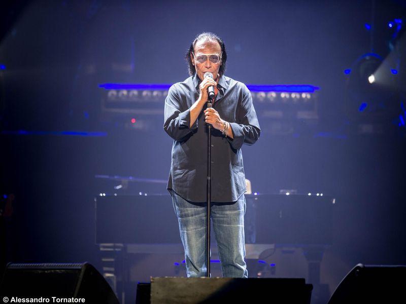 20 dicembre 2019 - Palazzo dello Sport - Roma - Antonello Venditti in concerto