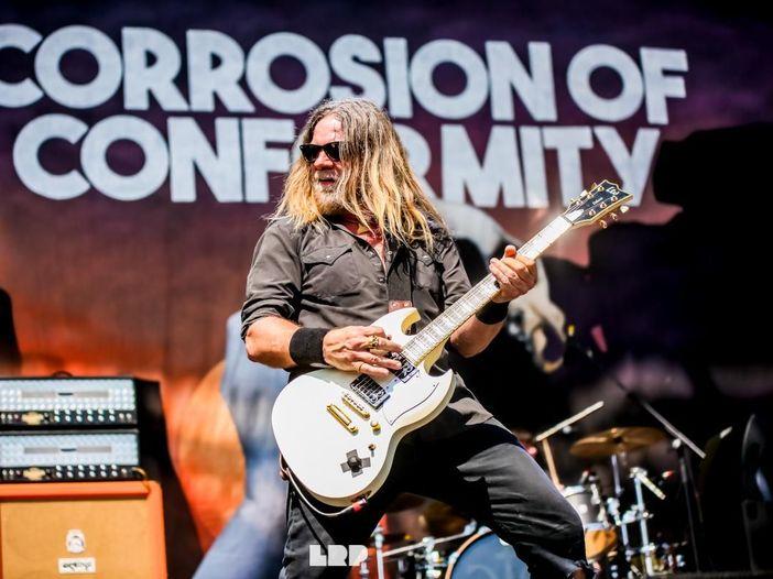 Corrosion Of Conformity, i dettagli sul nuovo disco