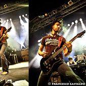 23 Febbraio 2012 - Live Club - Trezzo sull'Adda (Mi) - Pain of Salvation in concerto