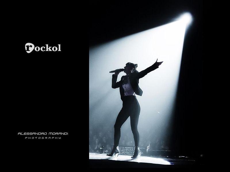 12 aprile 2019 - MandelaForum - Firenze - Alessandra Amoroso in concerto
