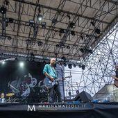 8 luglio 2016 - Goa Boa Festival - Arena del Mare - Genova - OD Fulmine in concerto