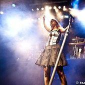 9 Maggio 2011 - Alcatraz - Milano - Delain in concerto