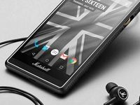 """Marshall announces the """"London"""", its very own music-oriented smartphone"""