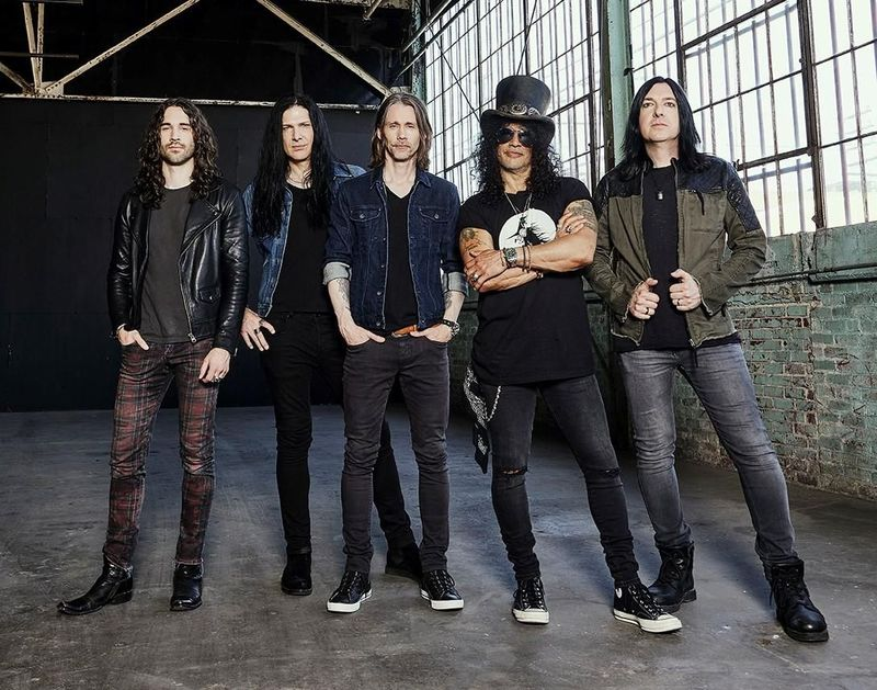 Nasce la Gibson Records: il primo album è di Slash