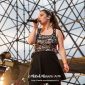 6 luglio 2015 - Goa Boa Festival - Porto Antico - Genova - Vivian in concerto