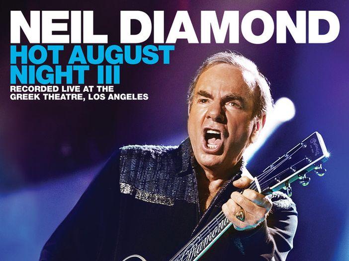 Neil Diamond, una delle grandi voci americane
