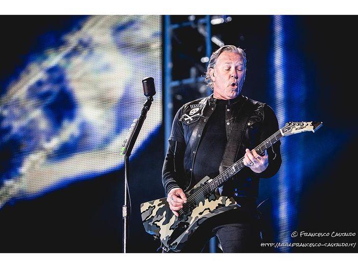 Metallica: il video di 'Nothing else matters' supera il miliardo di visualizzazioni