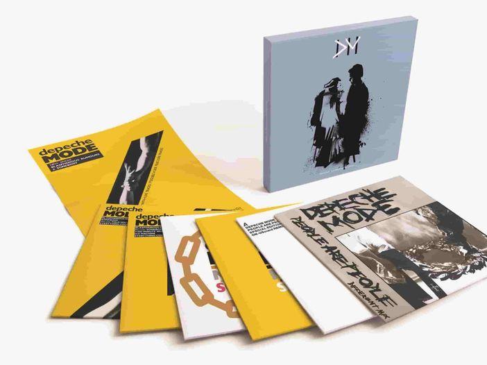 Depeche Mode, in uscita a dicembre altri due cofanetti di singoli in vinile - TRACKLIST