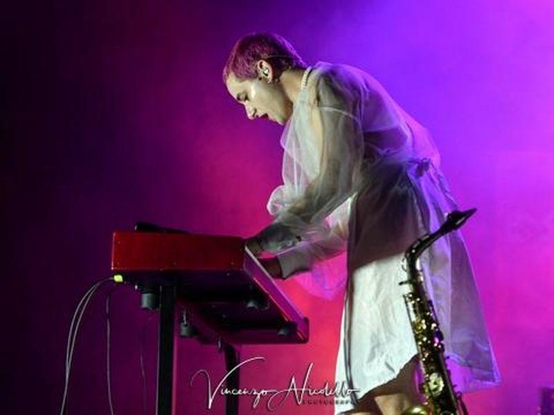 15 luglio 2021 - Flowers Festival - Parco della Certosa Reale - Collegno (To) - La Rappresentante di Lista in concerto