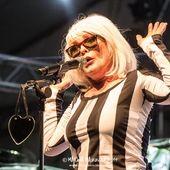3 settembre 2014 - Circolo Magnolia - Segrate (Mi) - Blondie in concerto