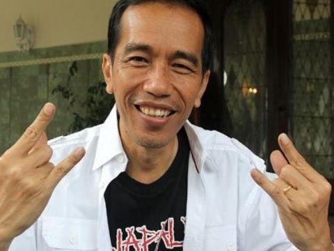 Indonesia, il nuovo presidente Jokowi Widodo è un metallaro