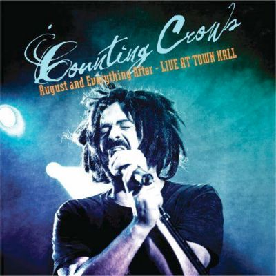 Counting Crows/AUGUST AND EVERYTHING AFTER - LIVE AT TOWN HALL