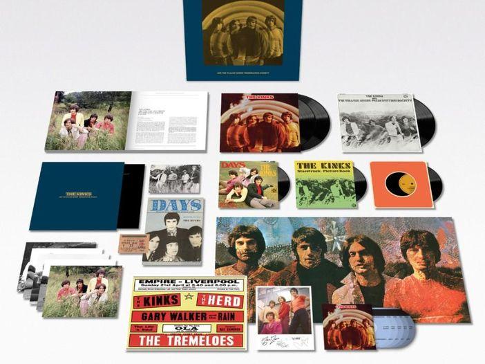 Kinks, ascolta l'inedito 'Time Song' dal cofanetto per il cinquantesimo anniversario di 'The Kinks Are The Village Green Preservation Society' - VIDEO